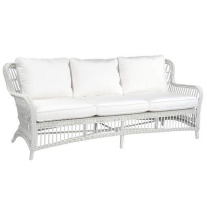 Kingsley Bate Chatham Wicker Sofa  by Kingsley Bate