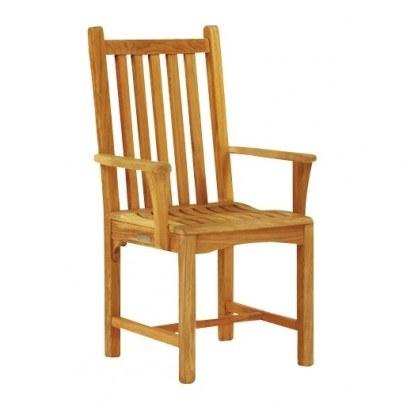 Kingsley Bate Classic Teak Dining Armchair  by Kingsley Bate