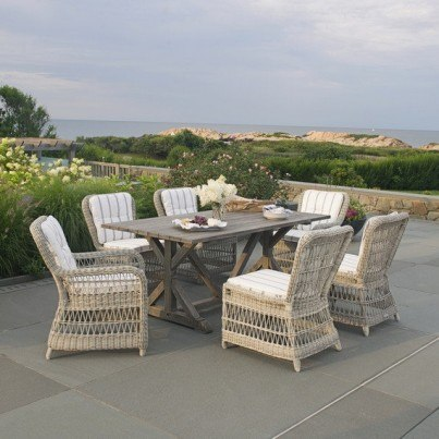 Kingsley Bate Southampton Dining Collection - Build Your Own Ensemble  by Kingsley Bate
