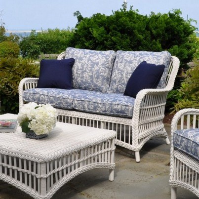 Kingsley Bate Chatham Furniture Covers  by Kingsley Bate