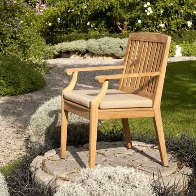 Barlow Tyrie Chesapeake Armchair Cushion  by Barlow Tyrie