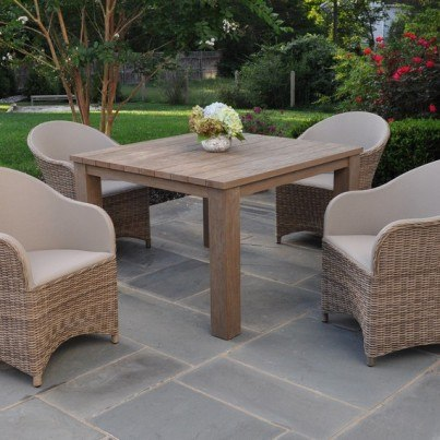 Kingsley Bate Furniture Covers for Tuscany Tables  by Kingsley Bate