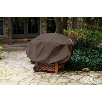 Protective Weathermax™ 2-Shelf Barbecue Cover - Chocolate  by Koveroos