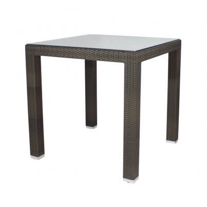 Source Outdoor St.Tropez Wicker Bar Table - Seats 4  by Source Outdoor