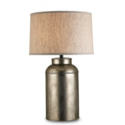Currey & Company Pioneer Steel Table Lamp    by Currey & Company