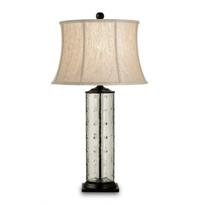 Currey & Company Rossano Glass Table Lamp  by Currey & Company