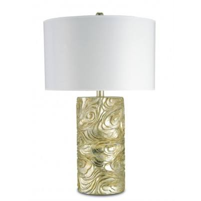 Currey & Company Grenier Composite Table Lamp  by Currey & Company