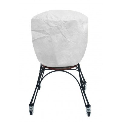 Protective SupraRoos™ Large Smoker Cover - White  by Koveroos
