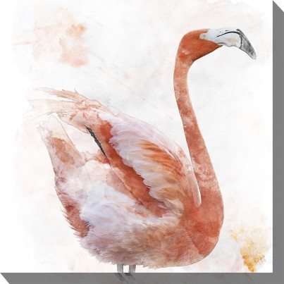 West of the Wind Outdoor Canvas Wall Art - Prima Donna  by West of the Wind