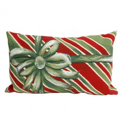 Trans-Ocean Visions lll Gift Box Rectangular Pillow  by TransOcean