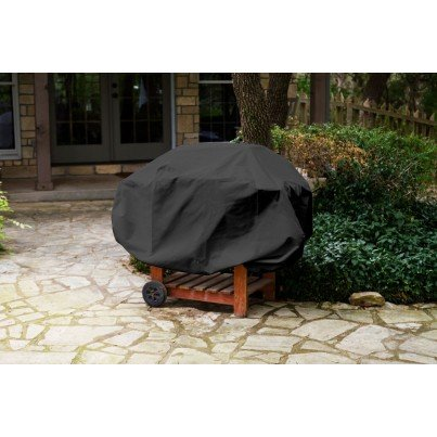 Protective Weathermax™ 2-Shelf Barbecue Cover - Black  by Koveroos