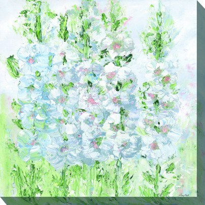 West of the Wind Outdoor Canvas Wall Art - Blissful  by West of the Wind