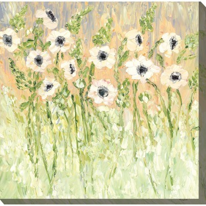 West of the Wind Outdoor Canvas Wall Art - Carefree  by West of the Wind