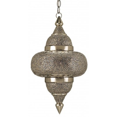 Currey & Company Tangiers Metal Pendant Chandelier  by Currey & Company
