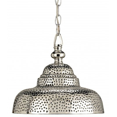 Currey & Company Lowell Brass Pendant Light   by Currey & Company