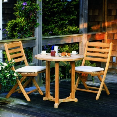 Kingsley Bate Gearhart Teak Dining Collection - Build Your Own Ensemble  by Kingsley Bate