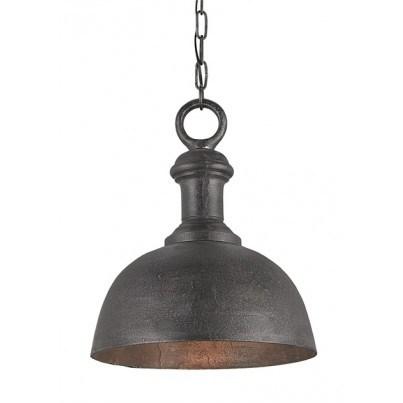 Currey & Company Timpano Aluminum Pendant, Small  by Currey & Company