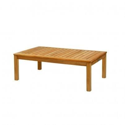 "Kingsley Bate Classic Teak Coffee Table 45"" x 28""  by Kingsley Bate"