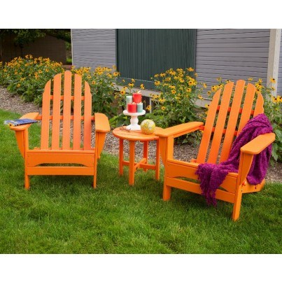 POLYWOOD® Classic Adirondack Collection - Build Your Own Ensemble  by Polywood
