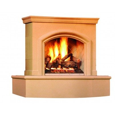 Phoenix Fireplace with Back Venting  by CGProducts
