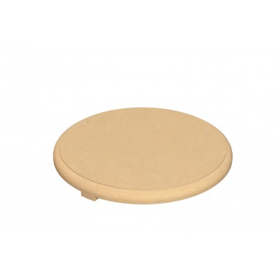 Concrete Burner Cover for Contempo Round Fire Pit  by CGProducts