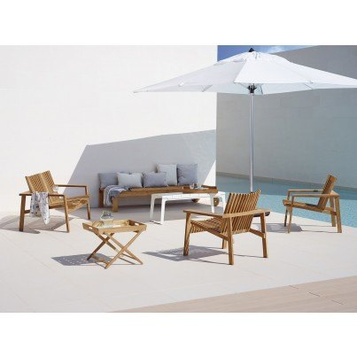 Cane-Line Amaze and Copenhagen 6pc Seating Ensemble  by Cane-line
