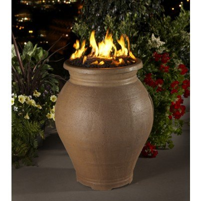 Amphora Fire Urn  by CGProducts
