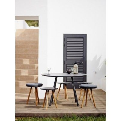 Cane-Line Area 5pc Dining Ensemble  by Cane-line