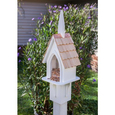 Heartwood Parish Picnic Birdhouse  by Heartwood