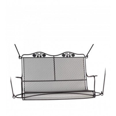 Woodard Briarwood Wrought Iron Swing  by Woodard