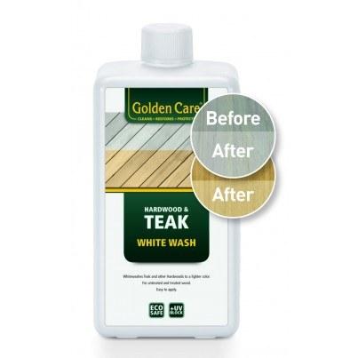 Golden Care Teak Whitener - 1 Liter  by Golden Care