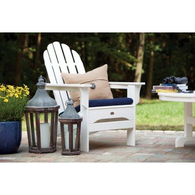 Trex® Outdoor Furniture™ Cape Cod Folding Adirondack Chair Seat Cushion  by Trex Outdoor Furniture