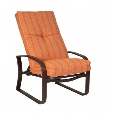 Woodard Cayman Isle Aluminum Adjustable Lounge Chair  by Woodard