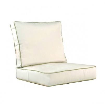 Kingsley Bate Seat and Back Cushions for Chelsea,Havana,and St. Barts Lounge Chair, Rocker, Settee, and Sofa   by Kingsley Bate