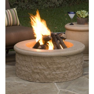 Chiseled Fire Pit  by CGProducts
