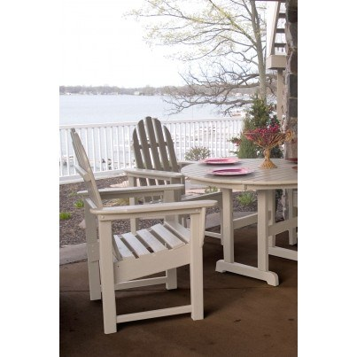POLYWOOD® Classic Adirondack Casual Chair  by Polywood