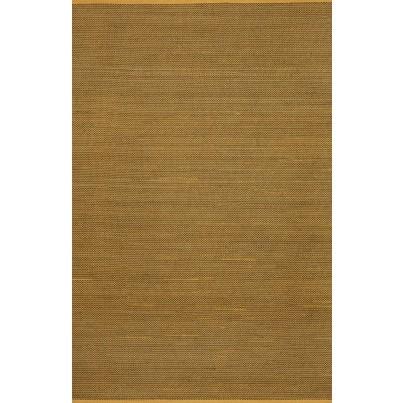 Trans-Ocean Carmel Texture Yellow Rug 5'x7'6