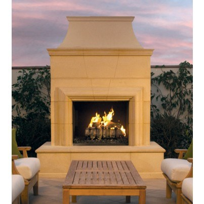 Reduced Cordova Fireplace  by CGProducts