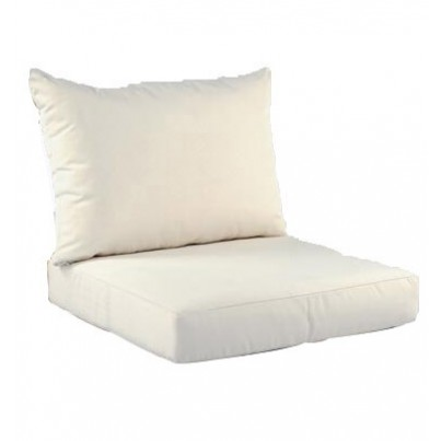 Kingsley Bate Seat and Back Cushion For Ipanema Armless Chair and Settee  by Kingsley Bate