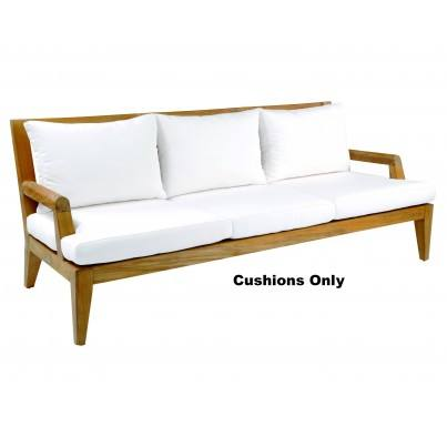 Kingsley Bate Mendocino Deep Seating Sofa Seat & Back Cushion  by Kingsley Bate