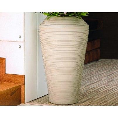"Daniel Tall Planter - 21""  by Frontera Furniture Company"