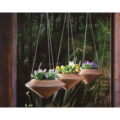 Daniel Hanging Planter (Case of 2)  by Frontera Furniture Company