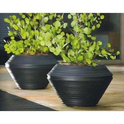 Daniel Round Planter  by Frontera Furniture Company