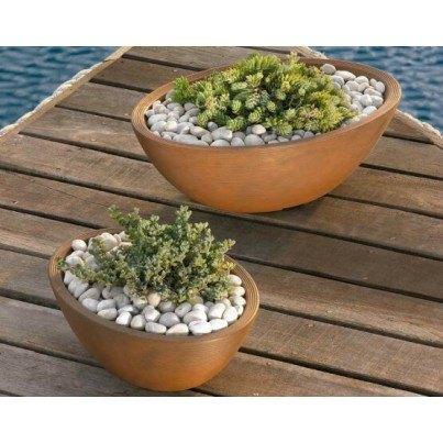 Delano Oval Bowl  by Frontera Furniture Company