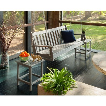 "POLYWOOD® Vineyard 60"" Porch Swing  by Polywood"