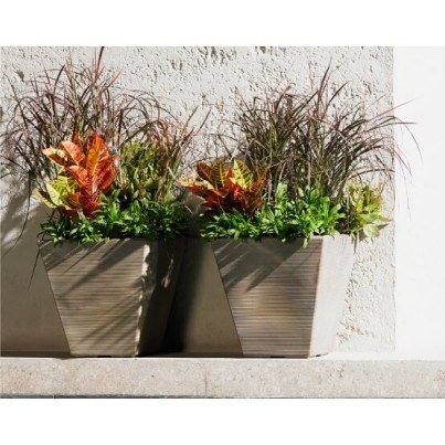 Gramercy Square Planter  by Frontera Furniture Company