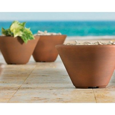Gramercy Round Planter  by Frontera Furniture Company