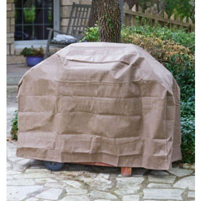 Protective Roos® III Large Barbecue Cover - Taupe  by Koveroos