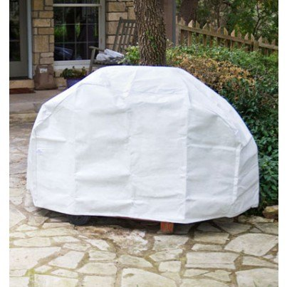 Protective DuPont™ Tyvek® Large Barbecue Cover  - White  by Koveroos