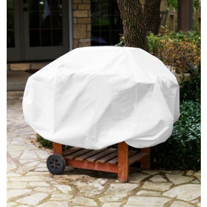 Protective Weathermax™ Large Barbecue Cover  - White  by Koveroos